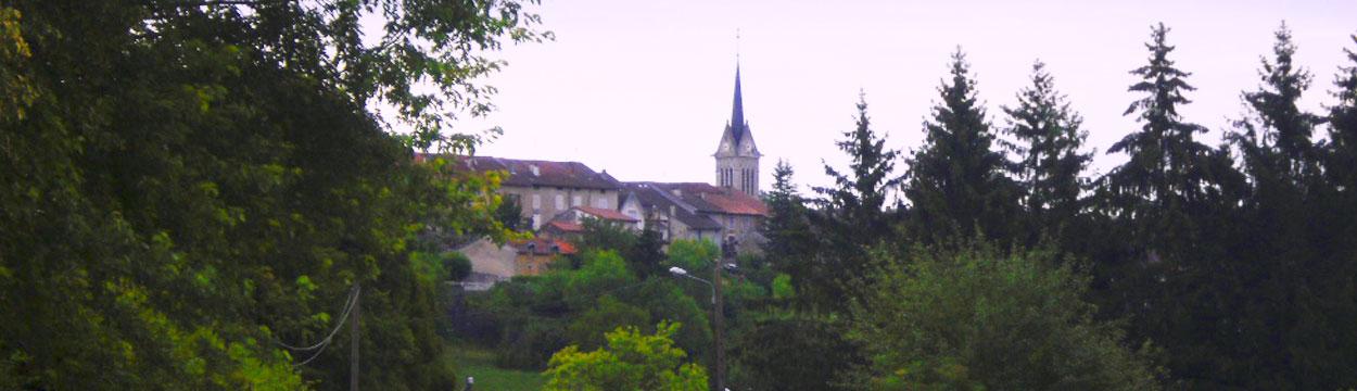 Le Village de St Julien Sur Suran